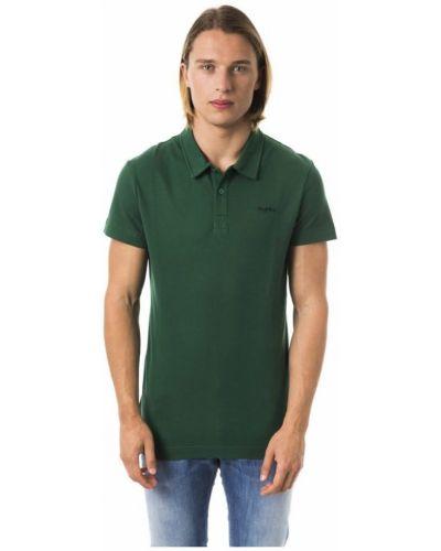 T-shirt z haftem krótki rękaw Byblos