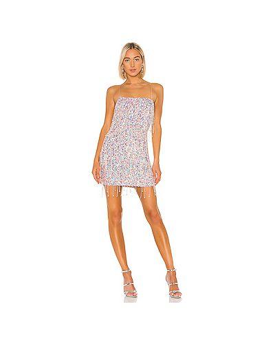 Платье мини облегающее из вискозы Retrofete