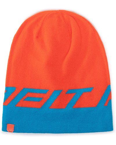 Czerwona czapka beanie Dynafit