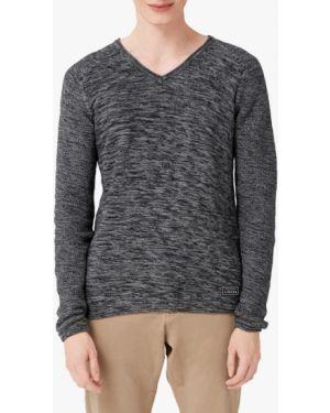 Пуловер - серый Q/s Designed By