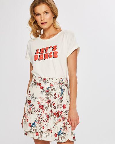 Белая свободная футболка Vero Moda