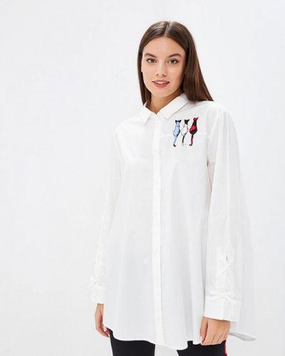 Белая рубашка Samoon By Gerry Weber