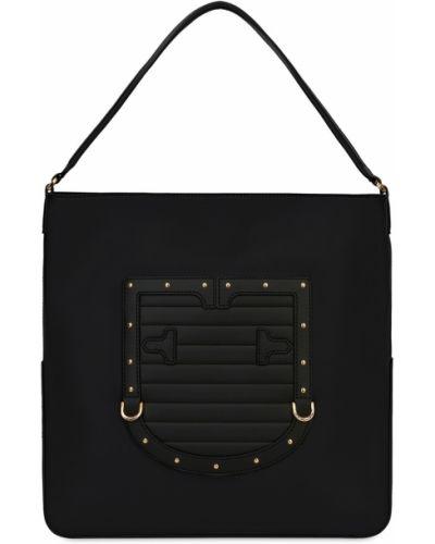 Кожаная сумка нейлоновая сумка-хобо Furla