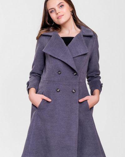 Пальто - серое Sfn
