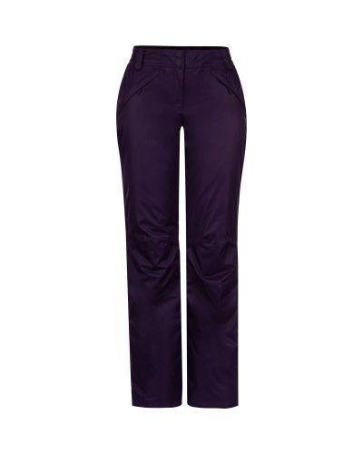 Спортивные брюки утепленные фиолетовые Termit