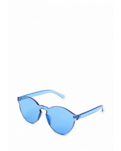 Солнцезащитные очки голубой Kawaii Factory