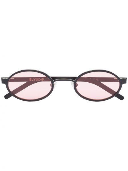 Розовые солнцезащитные очки металлические Blyszak