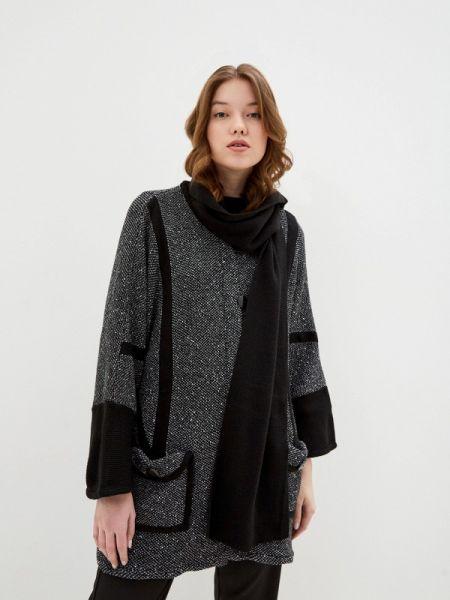 Черный свитер Milana Style