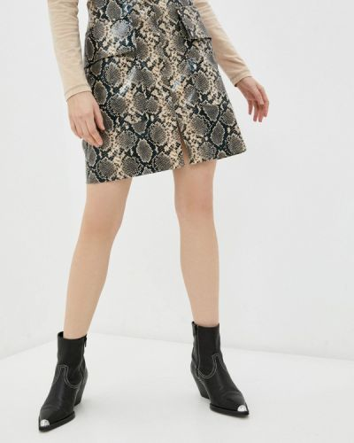 Юбка - коричневая Katya Erokhina
