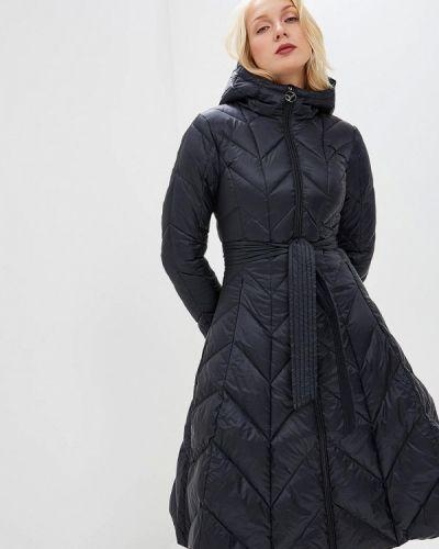 Зимняя куртка осенняя черная Odri Mio
