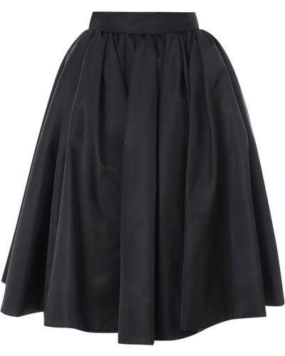 Czarna spódnica Prada