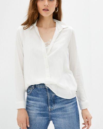 Блузка с длинными рукавами - белая Tiffosi