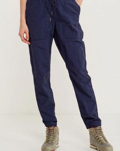 Синие спортивные брюки Jack Wolfskin