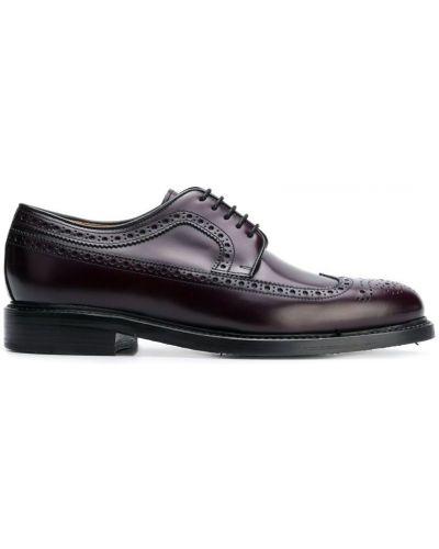 Броги кожаные Berwick Shoes