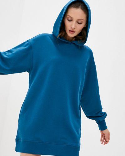 Синее платье Sultanna Frantsuzova