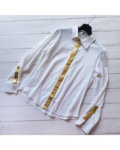 Блузка - белая Kamomile