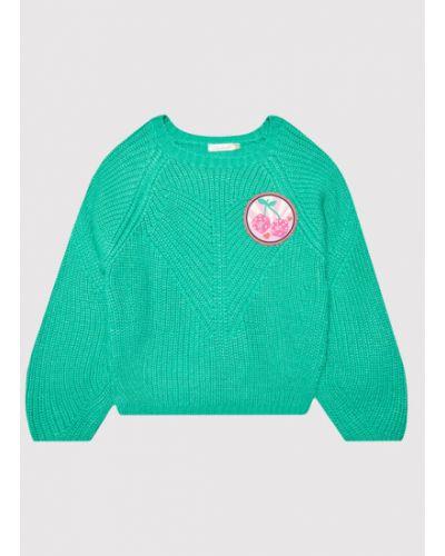 Zielony sweter Billieblush