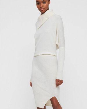 Платье - белое Allsaints