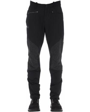 Ciepłe czarne spodnie Millet