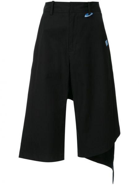 Укороченные брюки с завышенной талией с поясом Maison Mihara Yasuhiro