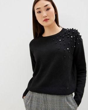 Черный свитер Pdk