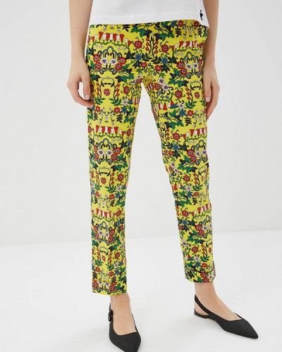 Желтые брюки Madam T