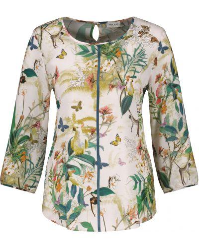 Бежевая блузка Gerry Weber