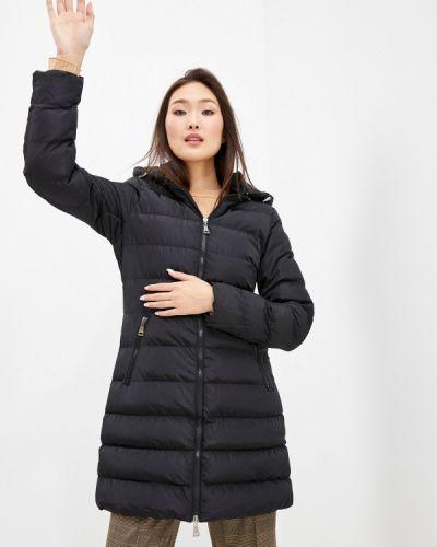 Теплая черная куртка Adrixx