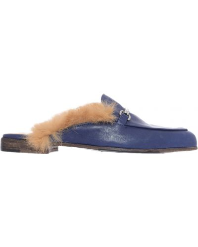 Мюли на каблуке Lemarè