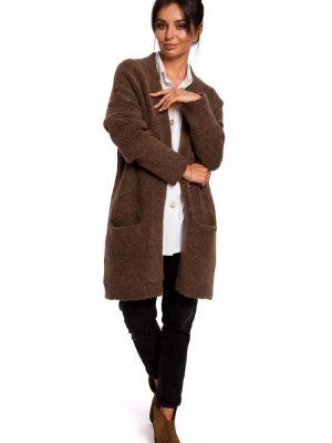 Kardigan - brązowy Bewear