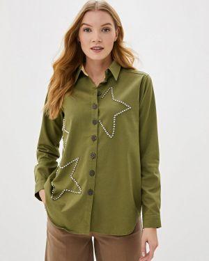 Рубашка зеленый Dali