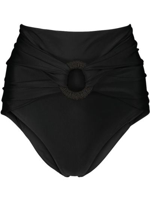 Czarny bikini Johanna Ortiz