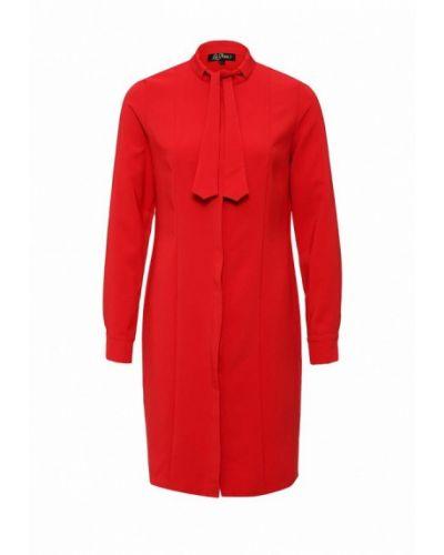 Красное платье Luann