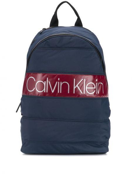 Синий рюкзак Calvin Klein
