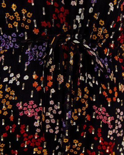 Платье миди с разрезами по бокам шифоновое See By Chloe