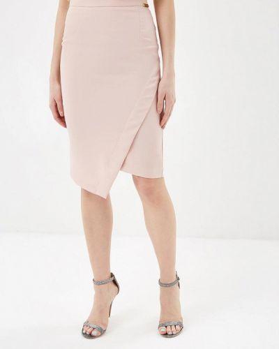 Юбка итальянский розовая Trussardi Collection
