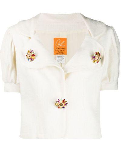 Блузка винтажная Christian Lacroix Pre-owned
