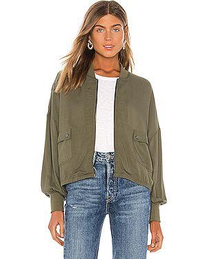 Куртка на молнии с карманами Bb Dakota