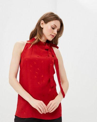 Красный зимний топ Dorothy Perkins