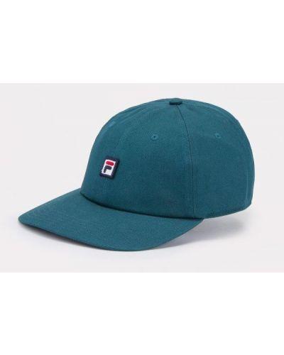 Zielona czapka Fila