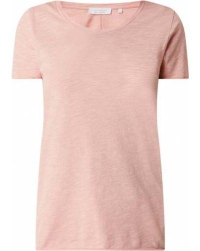 T-shirt bawełniana - różowa Rich & Royal