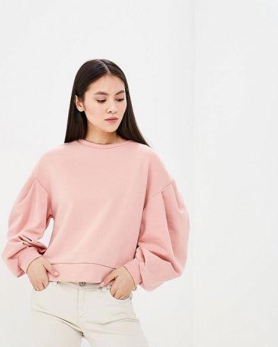Розовая толстовка Sweewe
