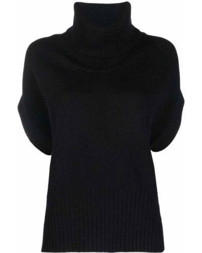 Кашемировый свитер - черный Snobby Sheep