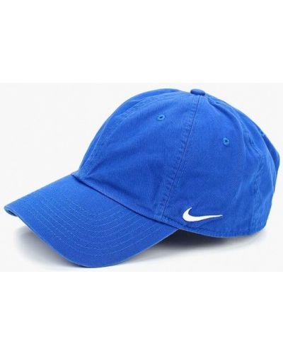 Бейсболка синий Nike