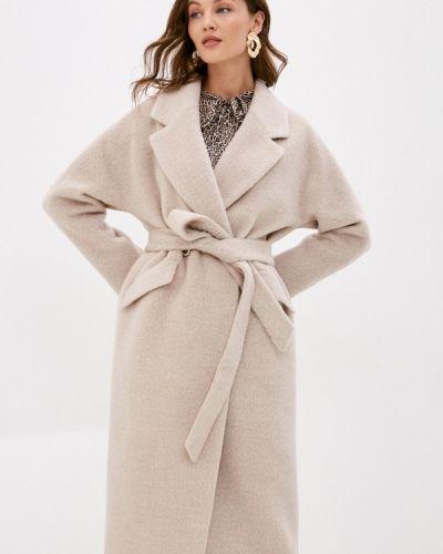 Бежевое пальто Avalon