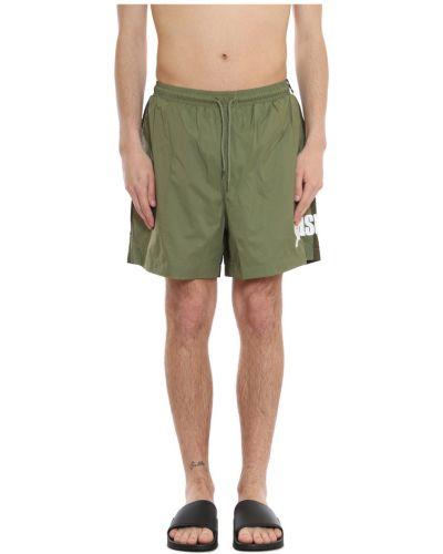 Zielone spodenki do pływania Pleasures