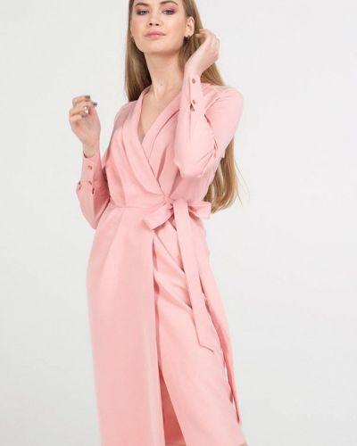 Платье миди - розовое Viravi Wear