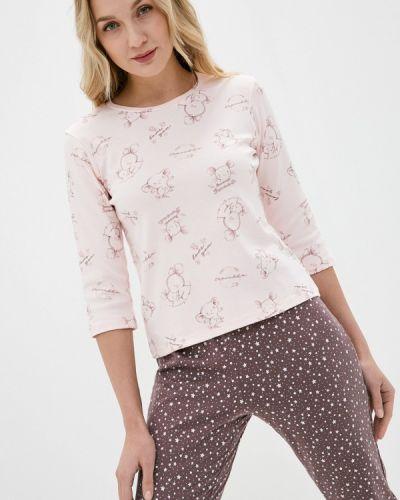 Пижамная розовая пижама агапэ
