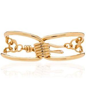 Желтый золотой браслет Tohum