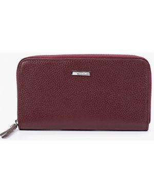 Кожаный кошелек - красный Pulicati